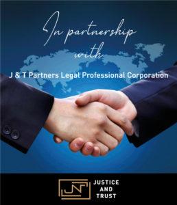 J&T Partners Legal Professional Corporation